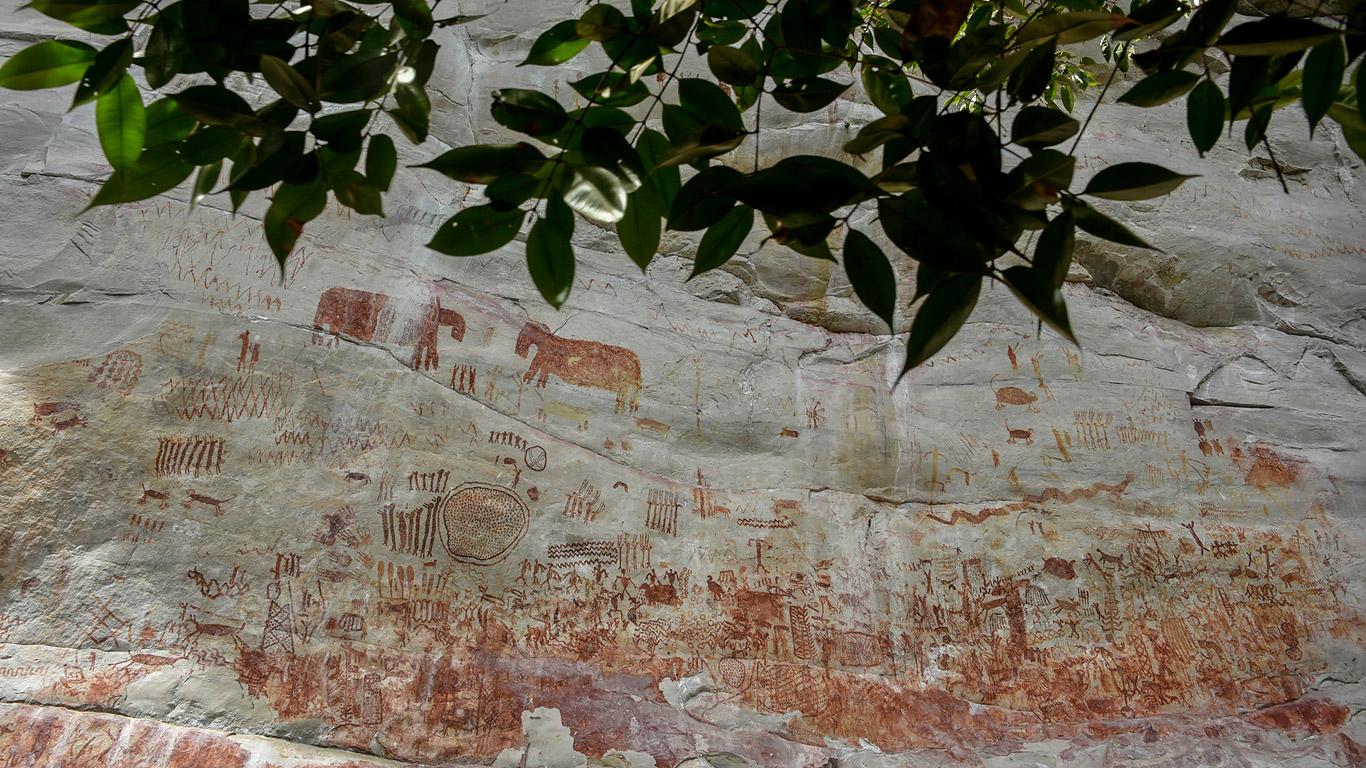 Las obras fueron declaradas 'área arqueológica protegida' por Mincultura.