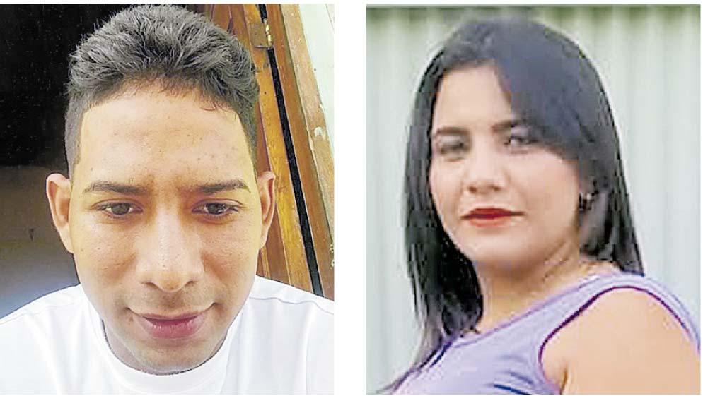 Darwuin López Vargas y Karines Bohórquez R.