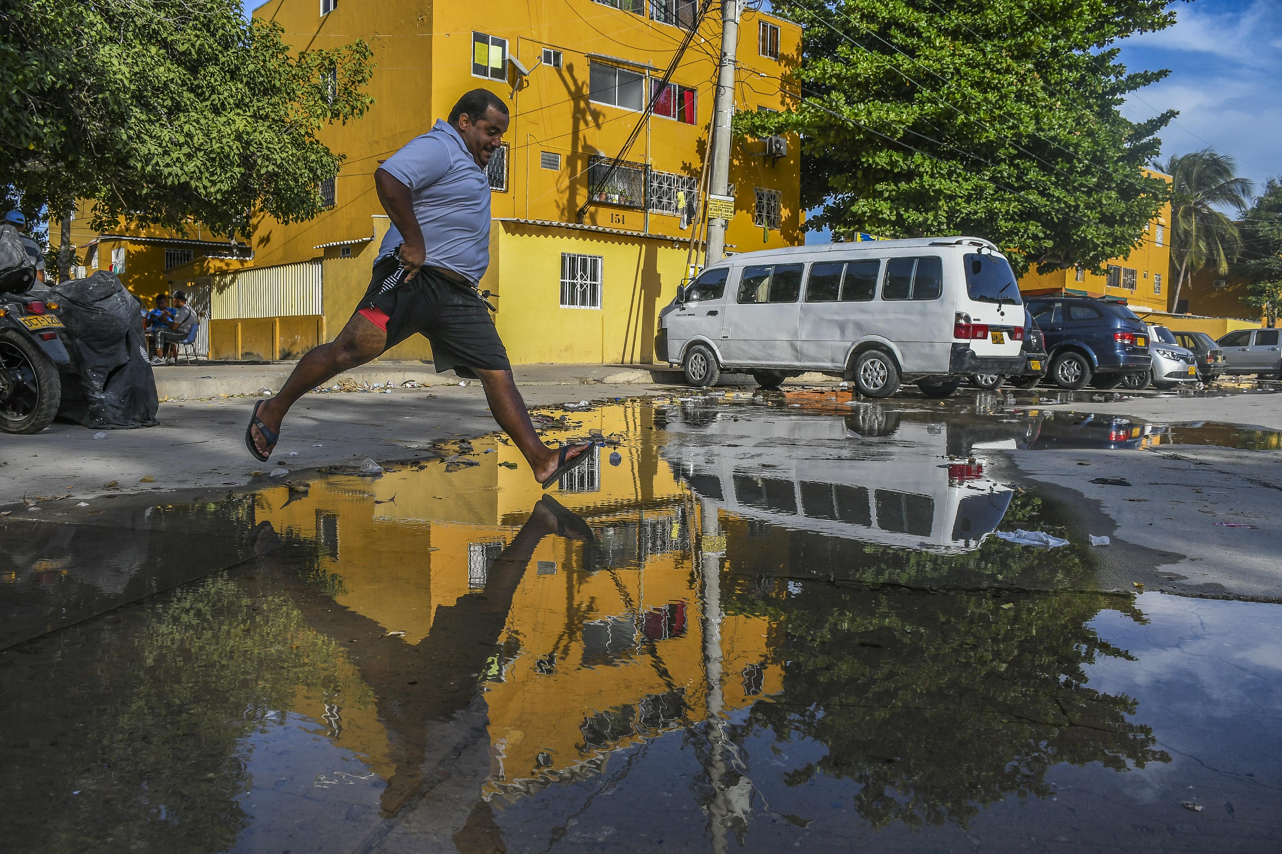 En la actualidad, la Ciudadela 20 de Julio tiene problemas de inseguridad y de servicios públicos.