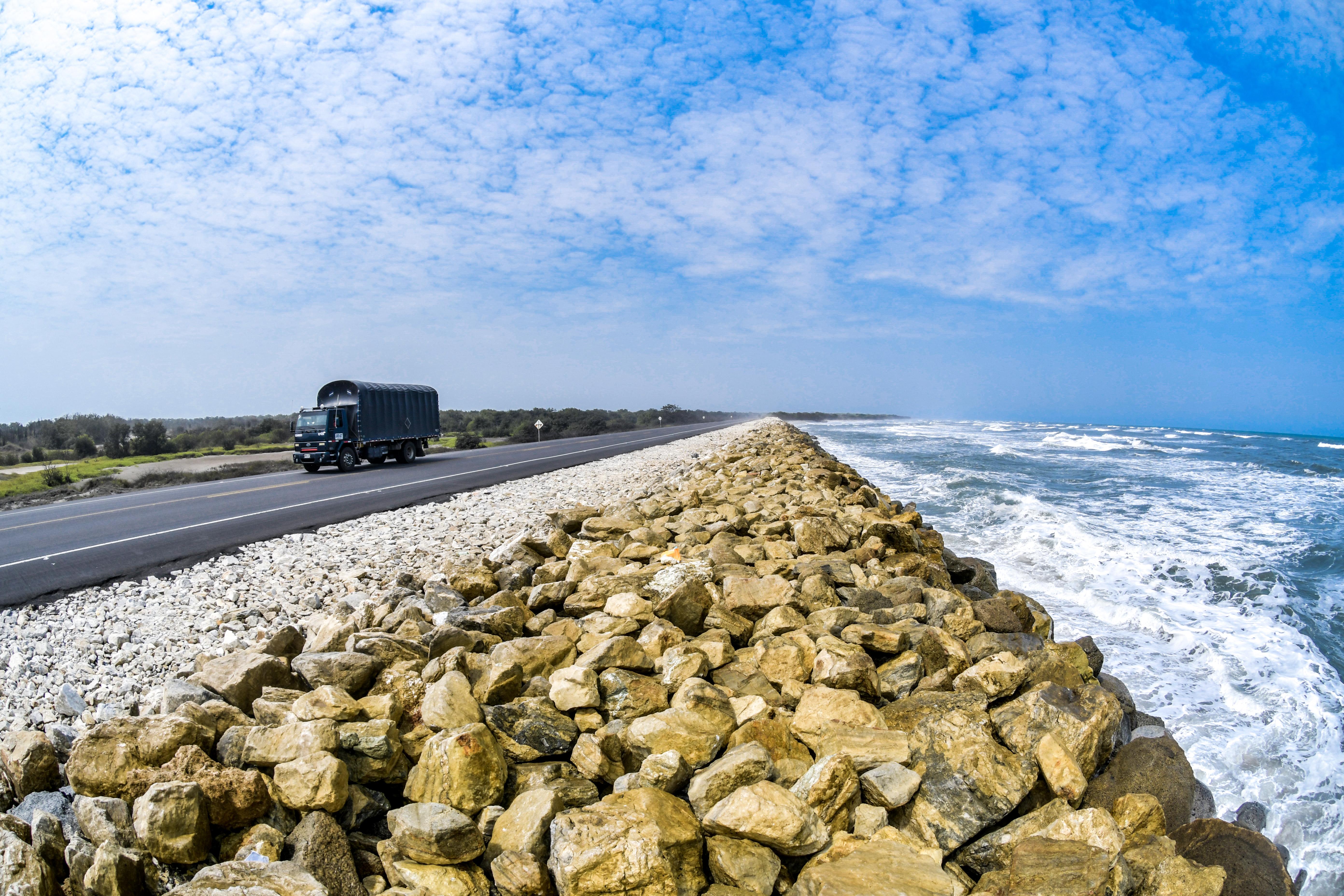 Kilometro 19 de la vía Barranquilla-Ciénaga.