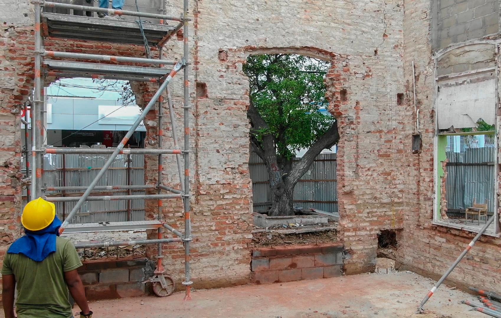 El estilo de las ventanas se conservará.