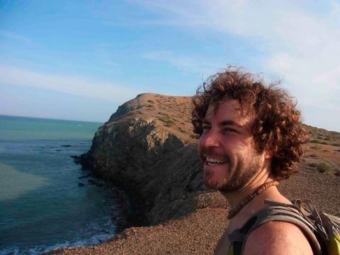 Borja Lázaro desapareció en el Cabo de la Vela.