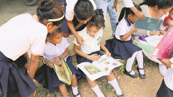 Esta nueva biblioteca es ideal para fortalecer en los niños y jóvenes las costumbres y la tradición de La Guajira a través de la lectura.