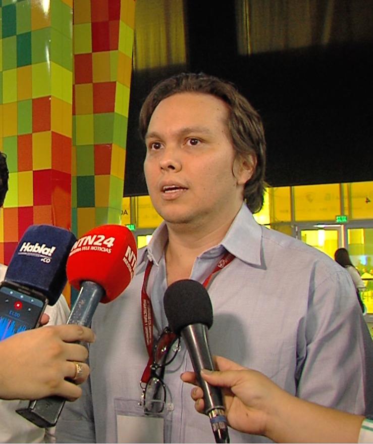 Miguel Cure, diseñador ganador.