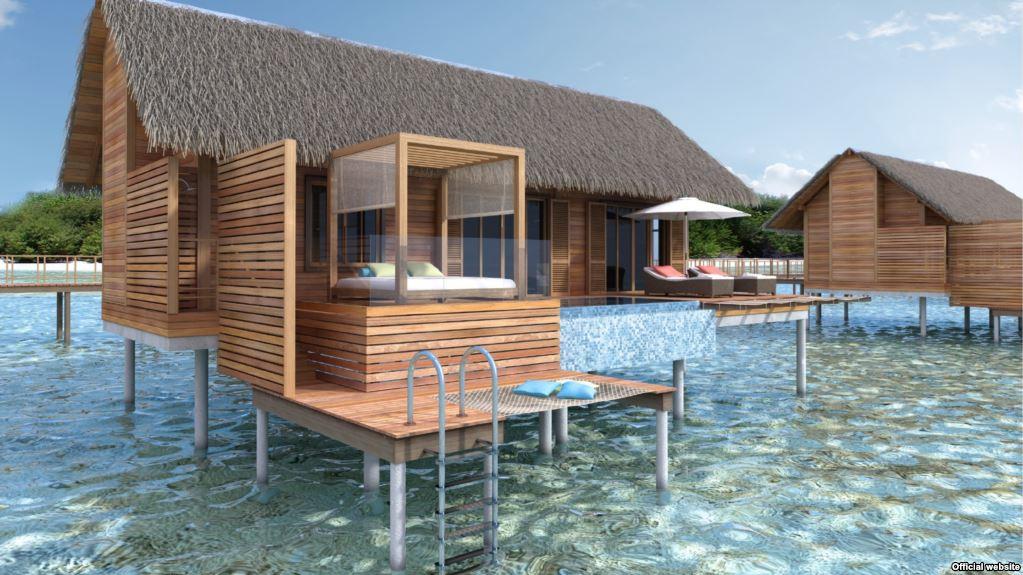 El complejo turístico contará con 245 habitaciones y suites y 11 bungalows.