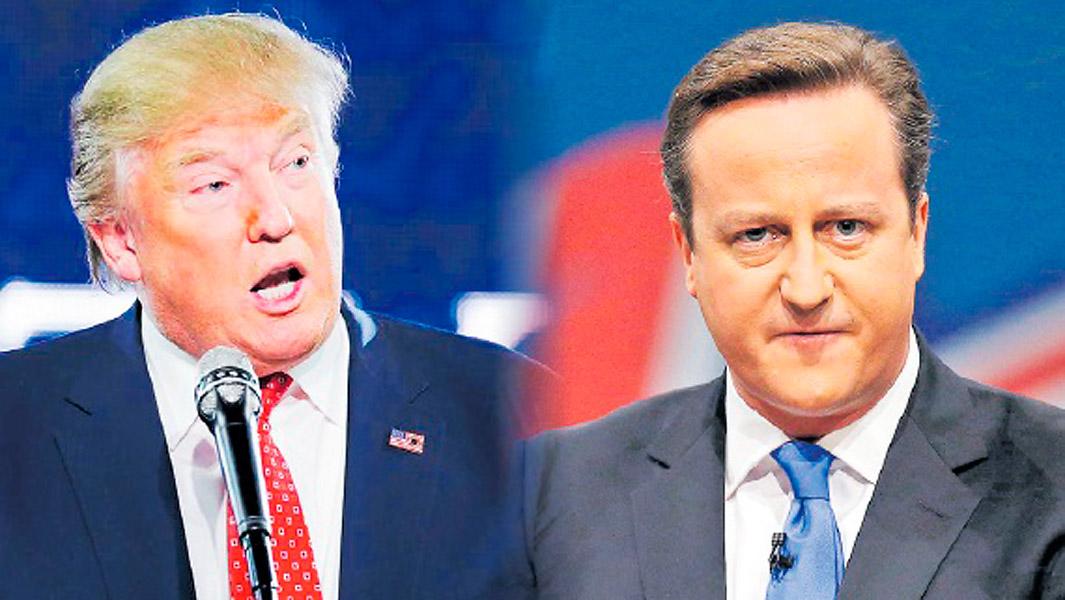 Las elecciones de EEUU y el Brexit están asociadas con el mayor uso del término posverdad en 2016.