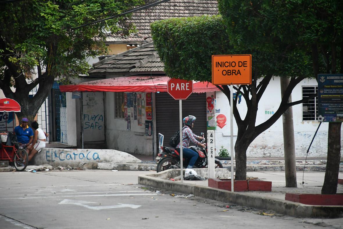 En el barrio El Recreo fueron encontradas las extremidades de la mujer.