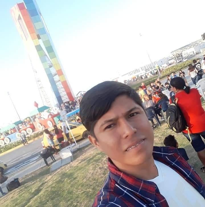 Joel David Celis Gutiérrez, asesinado el sábado.