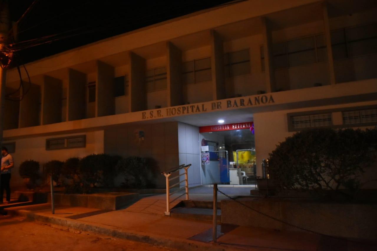 Hospital de Baranoa.