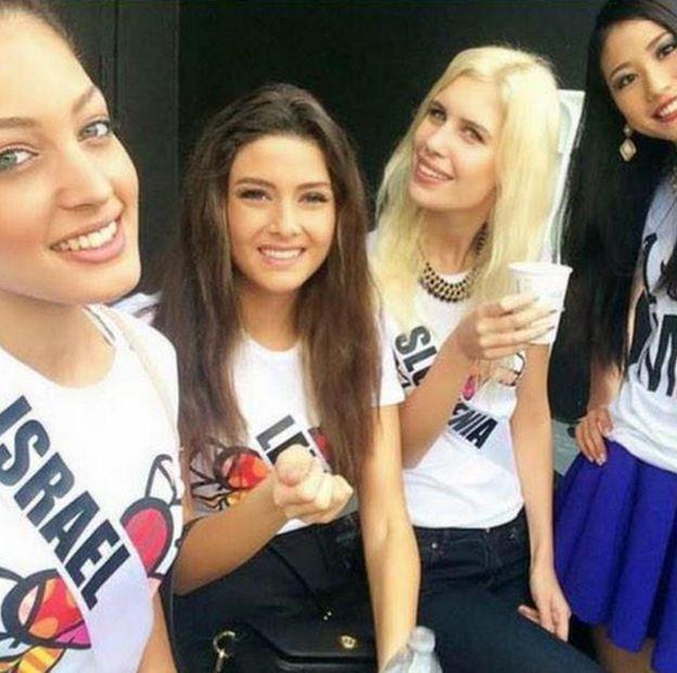 Amanda Hannah fue despojada de su título como Miss Libano.