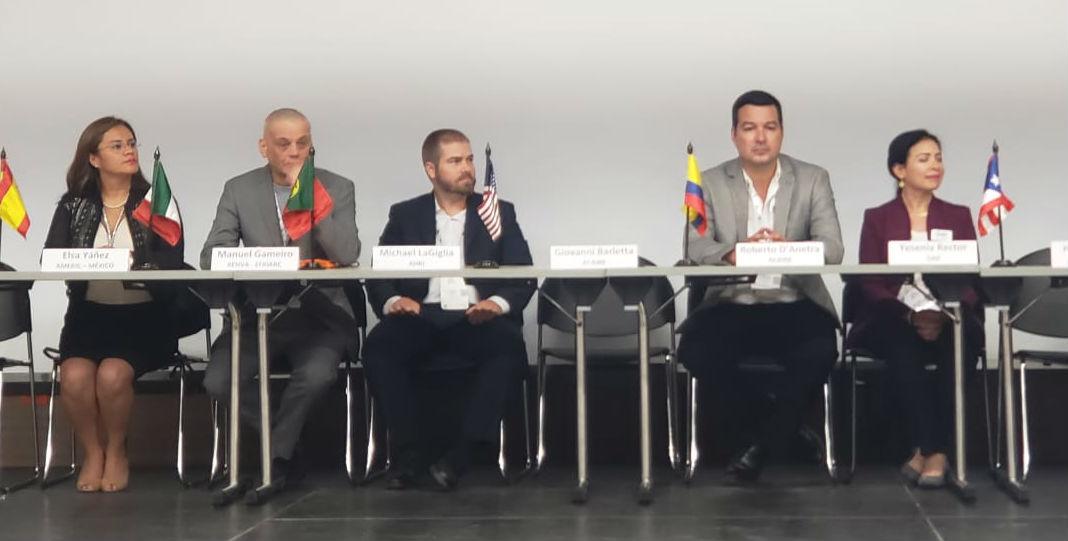 Aspecto de uno de los foros del Congreso de Acaire en Barranquilla.