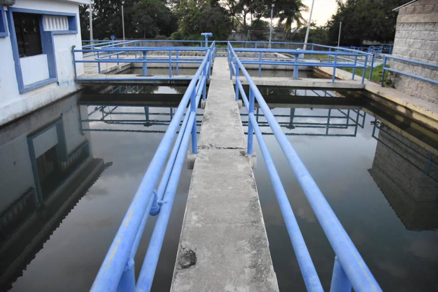 Acueducto del municipio de Campo de la Cruz, Atlántico.