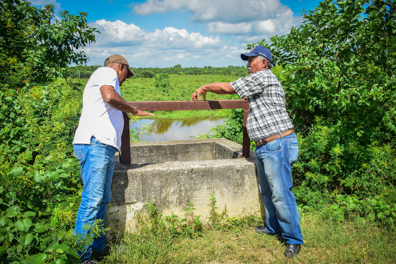 La irrigación es uno de los retos para el agro.