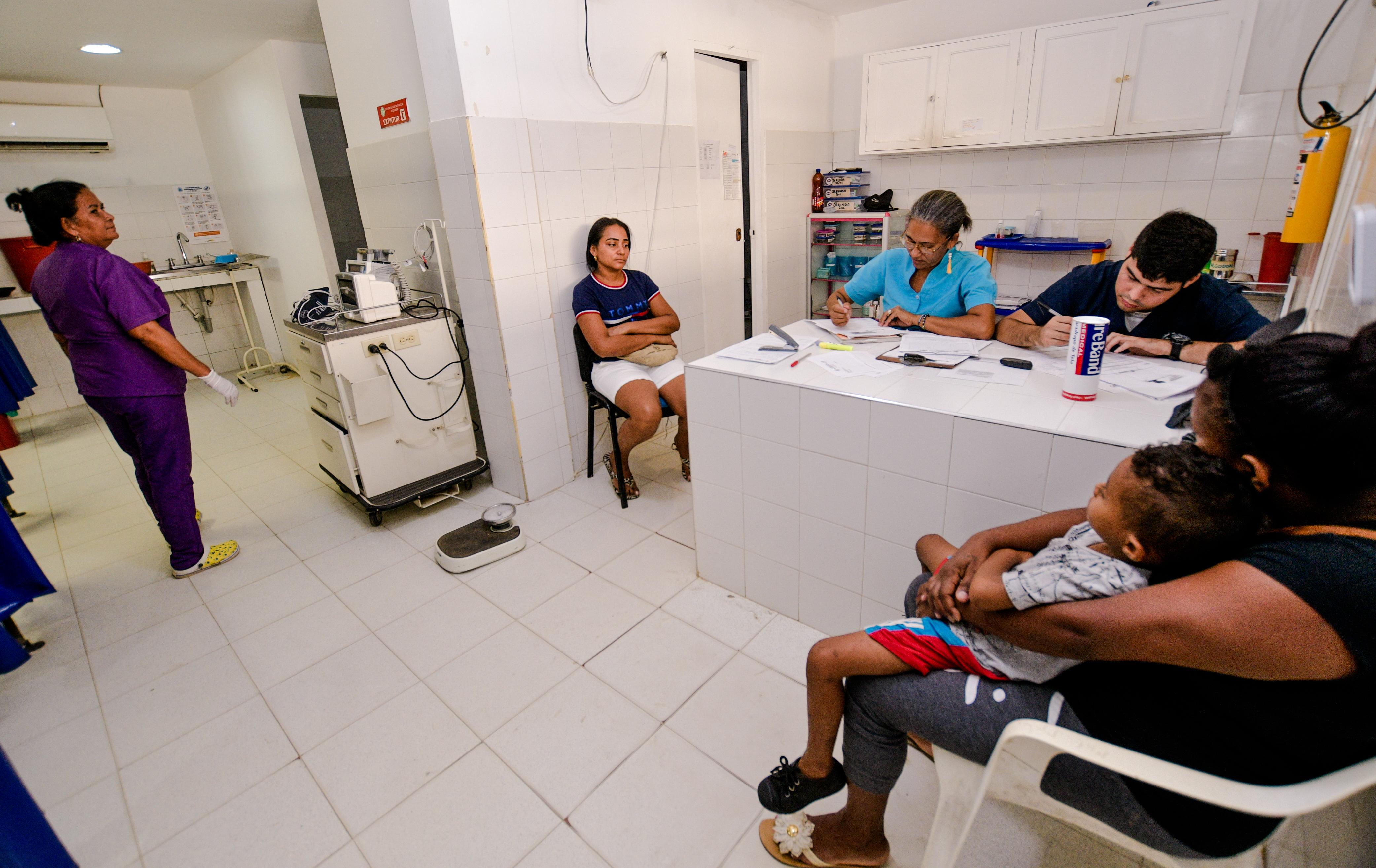 El Hospital de Santa Catalina tiene un deficiente servicio, según sus usuarios.