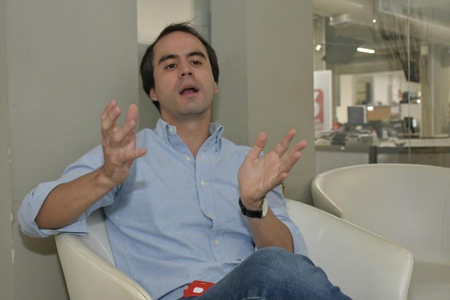 Alejandro Arbeláez. gerente de operaciones de Beat Colombia.