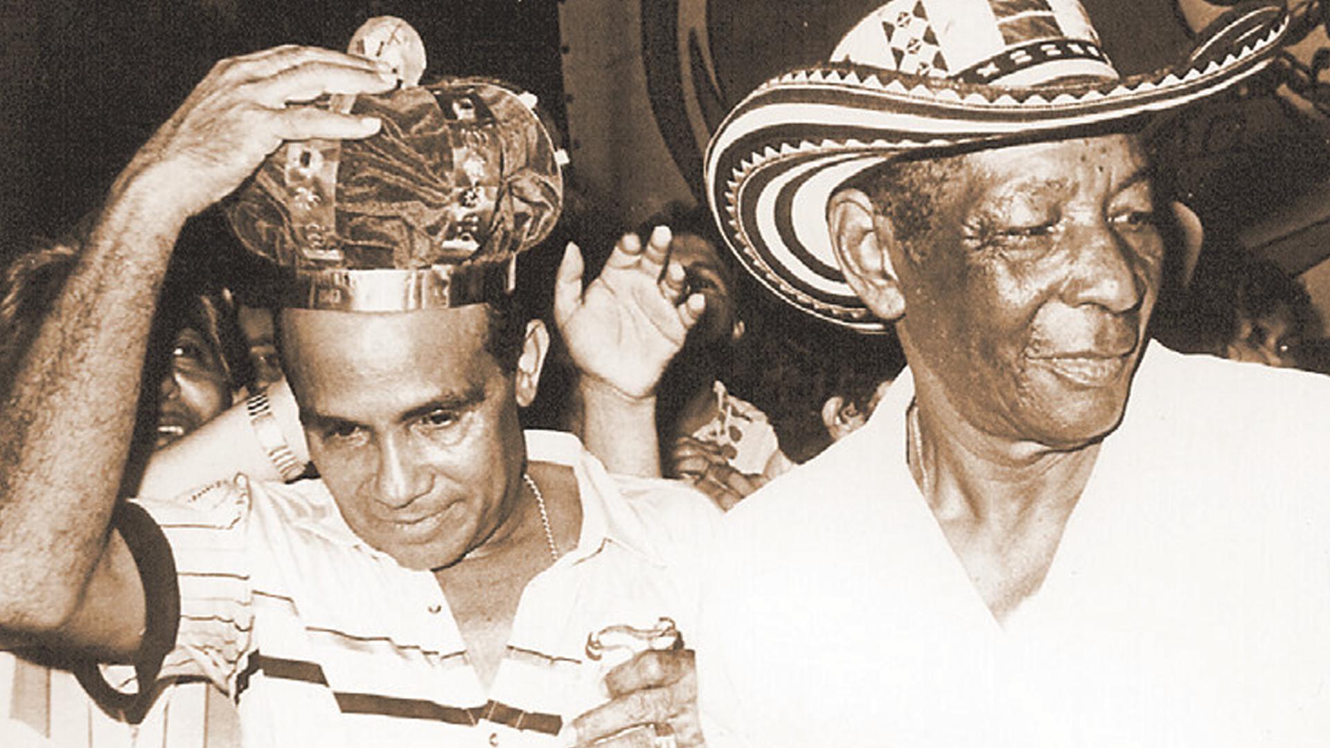 Junto a 'Colacho' Mendoza en el Rey de Reyes.