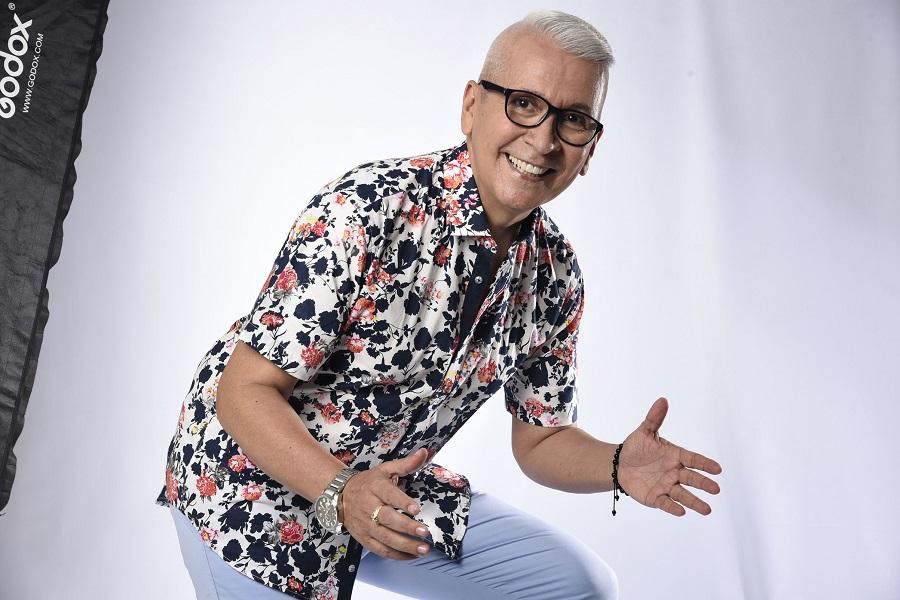 Álvaro Cabarcas, arreglista y productor de música.