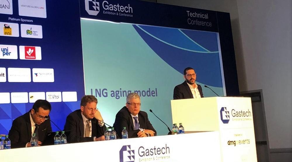 Presentación de Spec en Gestech.