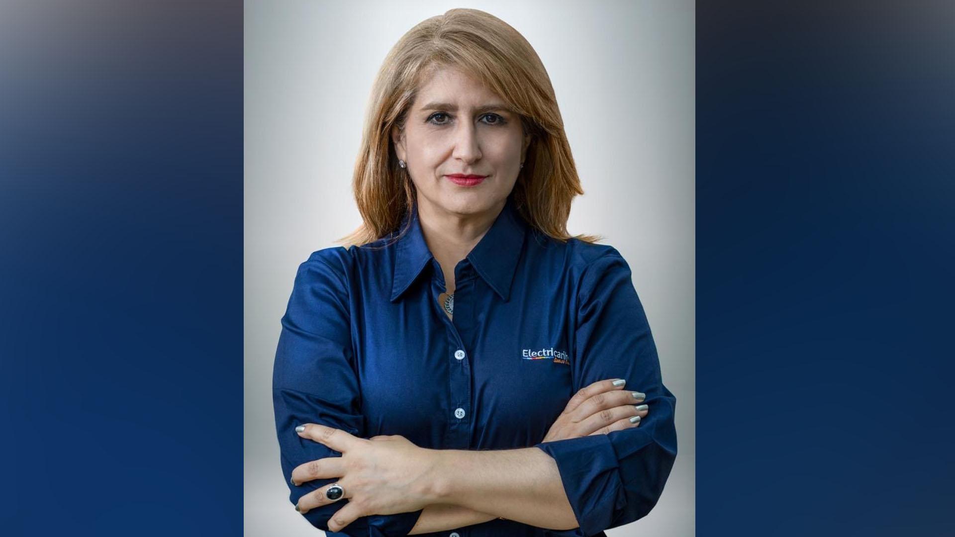 Ángela Patricia Rojas Combariza, Agente Especial de Electricaribe.