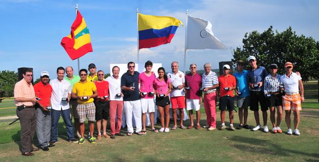 Jairo Berbeo se impone en el torneo aficionado de golf del Country Club - El Heraldo (Colombia)