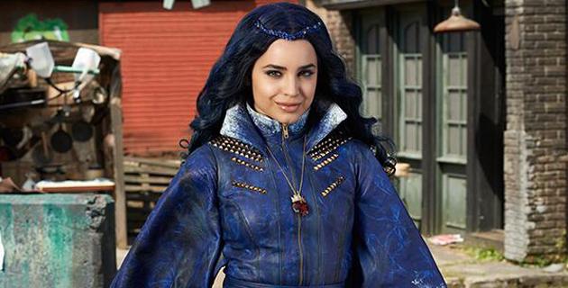 Actriz Barranquillera Sofía Carson Vive Un Cuento De Hadas En La Película De Disney Descendants