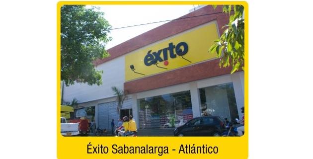 Xito llega a sabanalarga y suma 10 tiendas en atl ntico - Almacen exito barranquilla ...