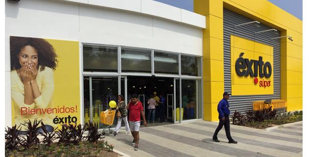 El grupo xito abre dos nuevas tiendas en barranquilla y - Almacen exito barranquilla ...