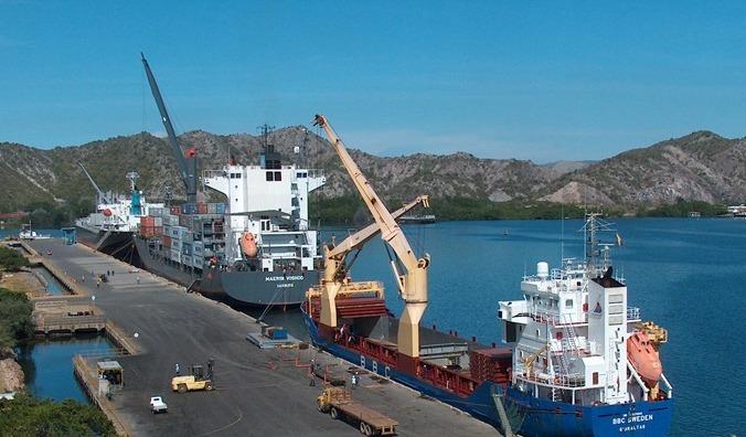 Puerto de Santa Marta creció un 37% en movimiento de carga