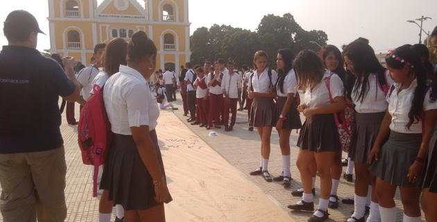 Los Montes de María se preparan para firmar la paz en El ...