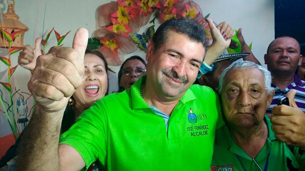 José Fernández gana las elecciones atípicas de San Andrés de ... - El Heraldo (Colombia)