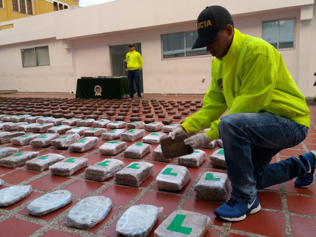 Incautan 480 panelas de marihuana en La Alboraya | El Heraldo - El Heraldo (Colombia)