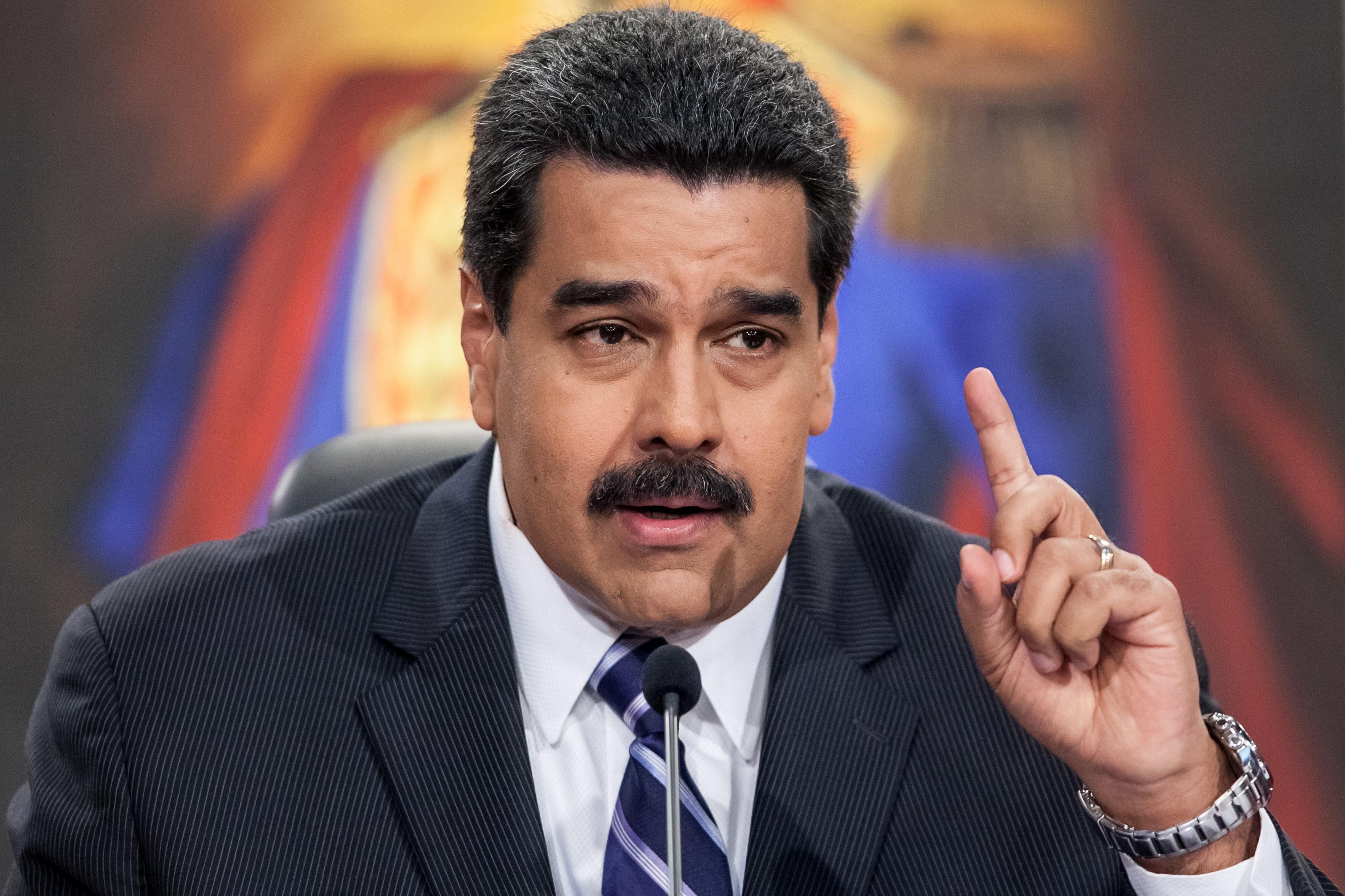 Resultado de imagen de fotos de Nicolas Maduro