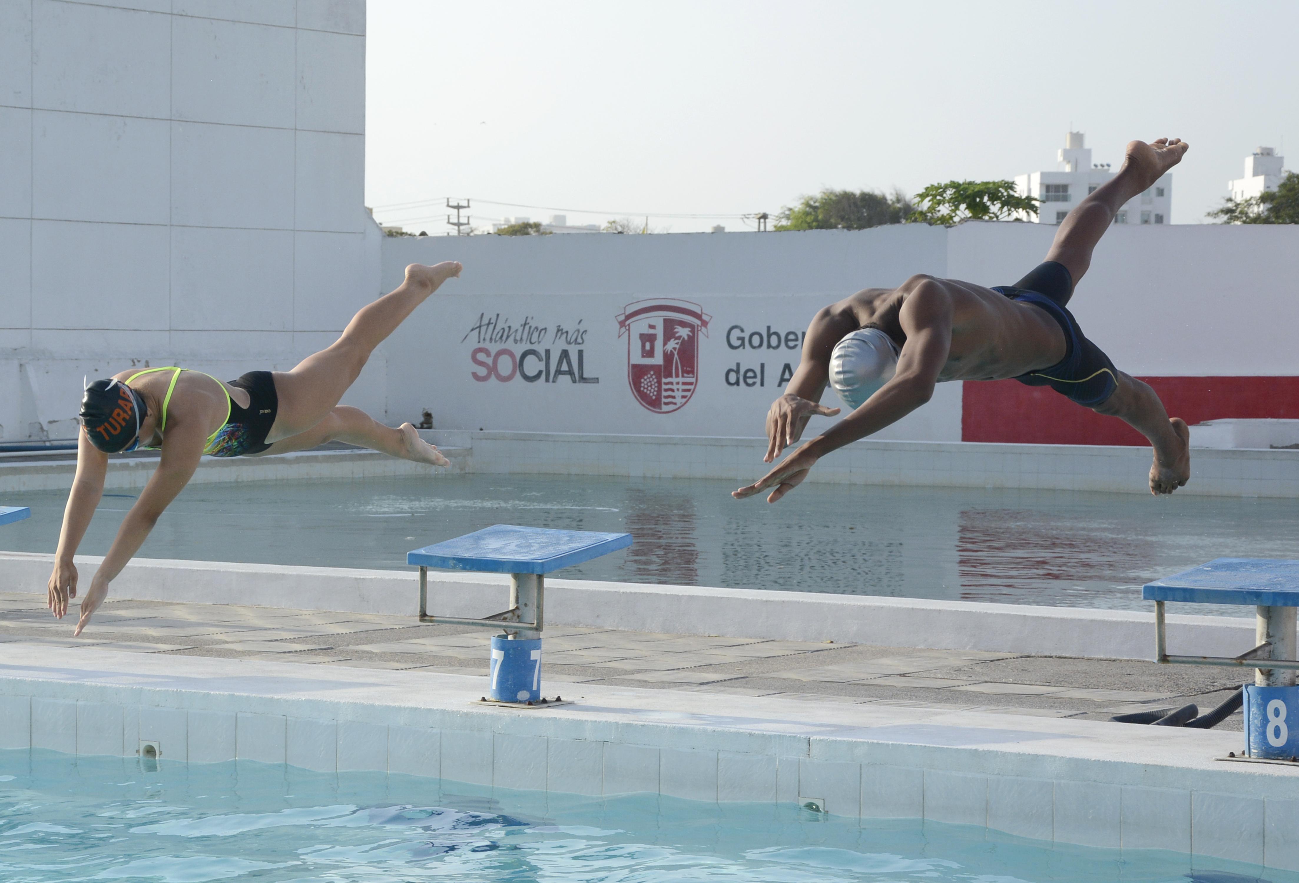 Juegos De Piscina Olimpica