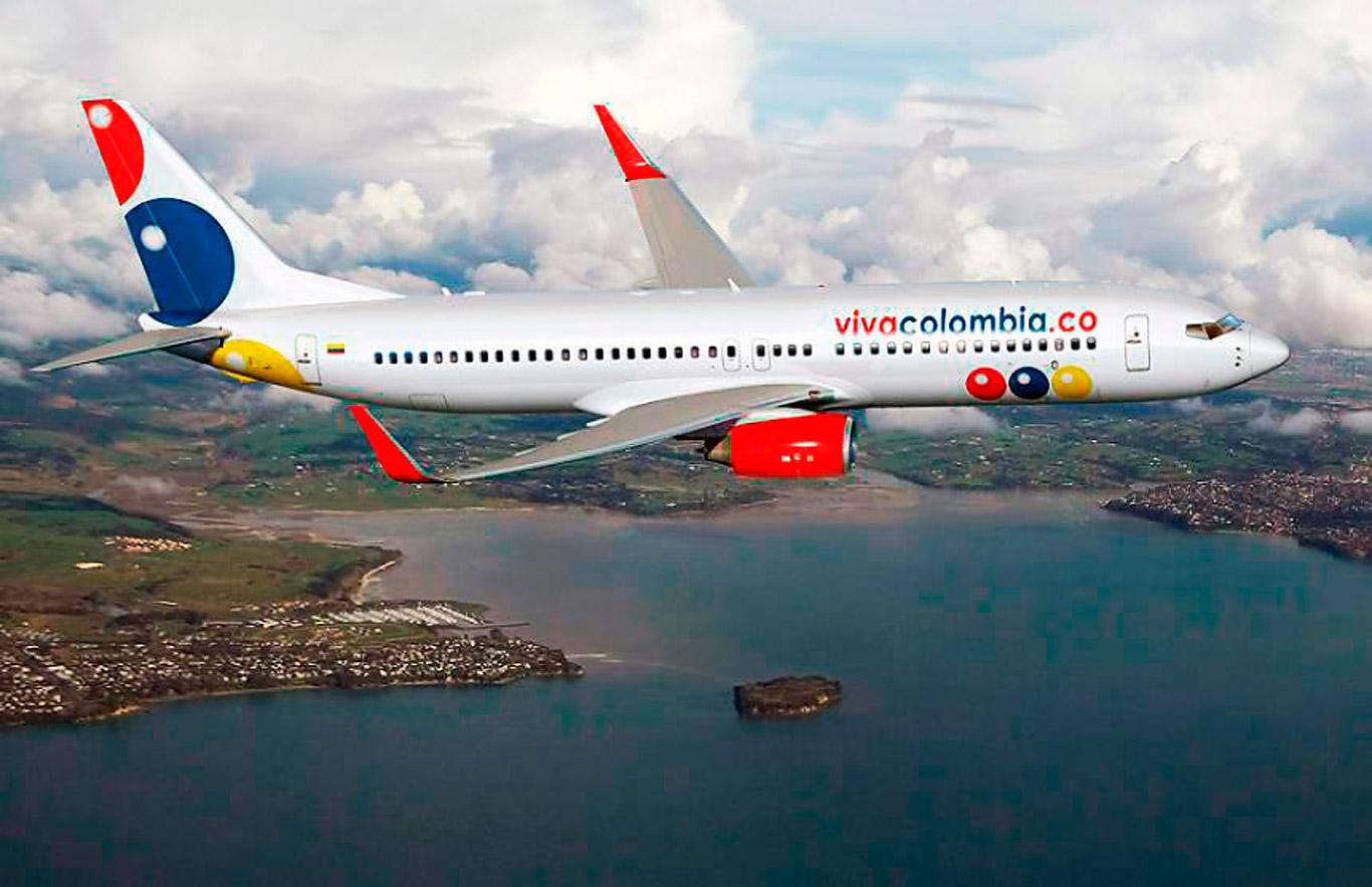 Viva Colombia fue la primera aerolínea que ofreció servicios a bajo costo en el país.