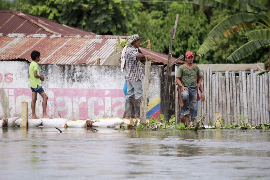 Habitantes de Altos del Rosario (Bolívar) piden solución ante las ... - El Heraldo (Colombia)