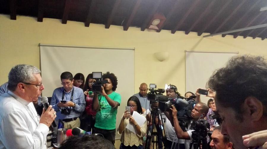 El evento de capacitación a periodistas se realizó en el Centro de la Cooperación Española en Cartagena.