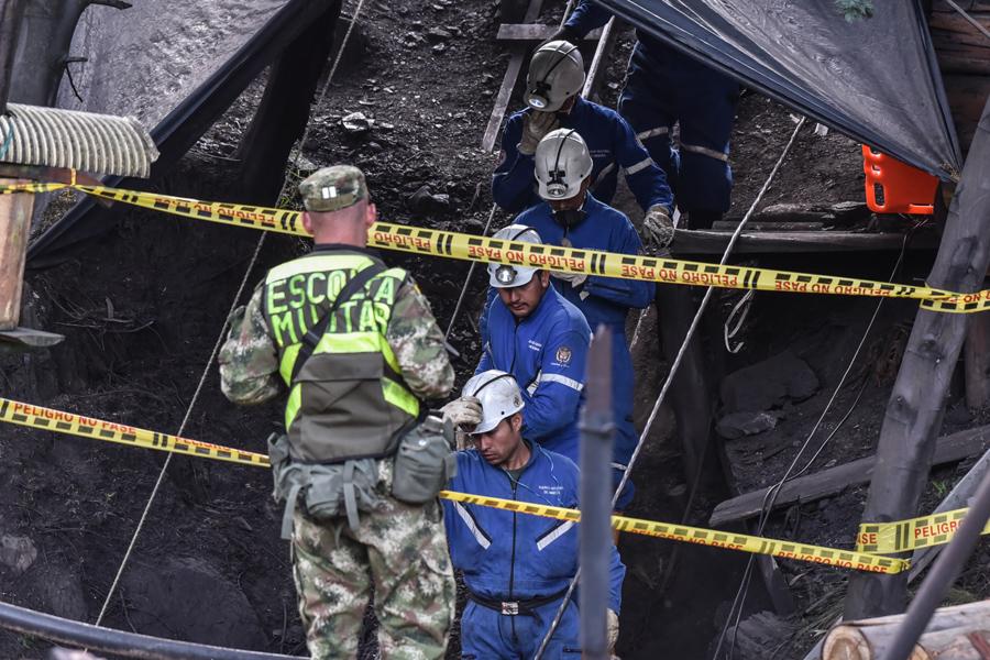 Culmina labores de rescate en mina de Cucunubá: 13 fueron las ... - El Heraldo (Colombia)