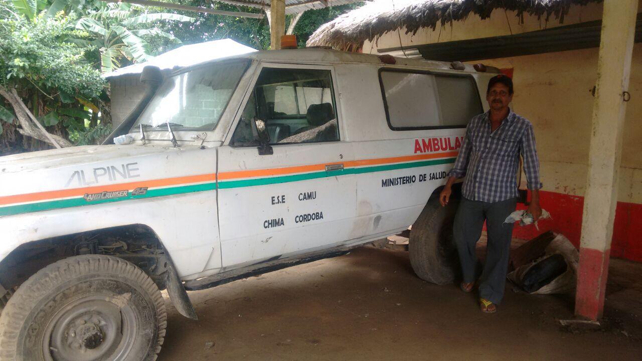 Por falta de ambulancia, en Chimá los enfermos son llevados en ... - El Heraldo (Colombia)