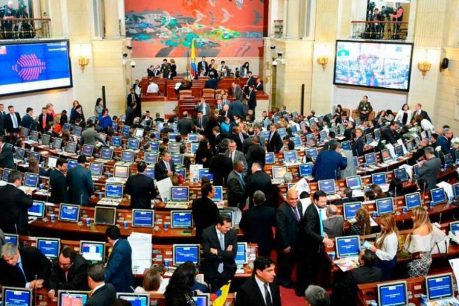 Resultado de imagen para reforma política ley 903 de 2017