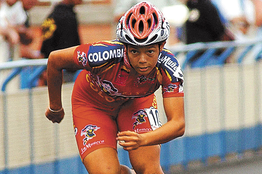 Cecilia 'Chechi' Baena.