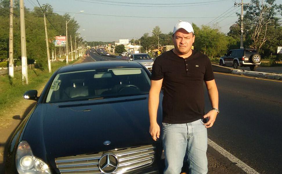 Javier Ferreira, el exmediocampista paraguayo.