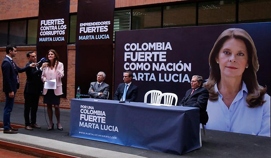 Claudia López, Jorge Robledo y Sergio Fajardo lanzan