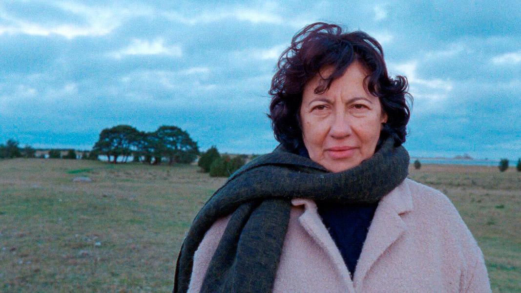 Escena de 'Epifanía', en la que actúa Cecilia Navia, madre del director del filme.