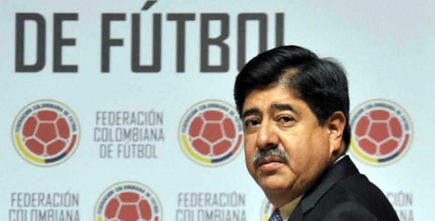 El expresidente de la Federación Colombiana de Fútbol, Luis Bedoya, aceptó este lunes hacer recibido sobornos.