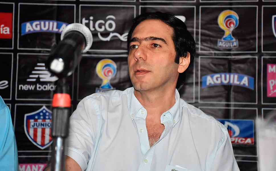 Antonio Char Chaljub.