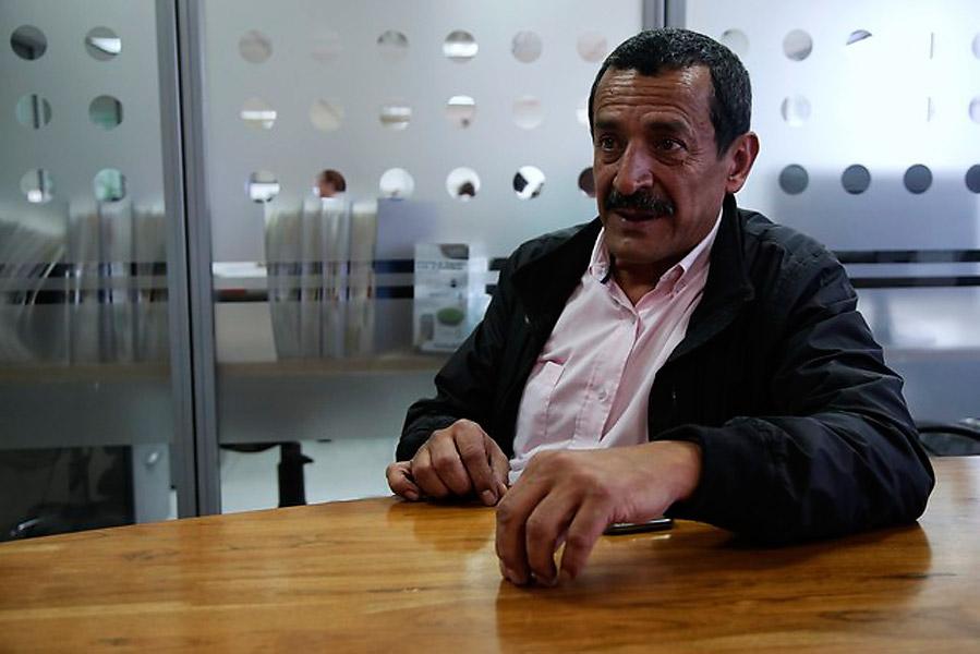 Camilo Torres, gerente general de la empresa de Ingeniería, Construcciones y Montajes.