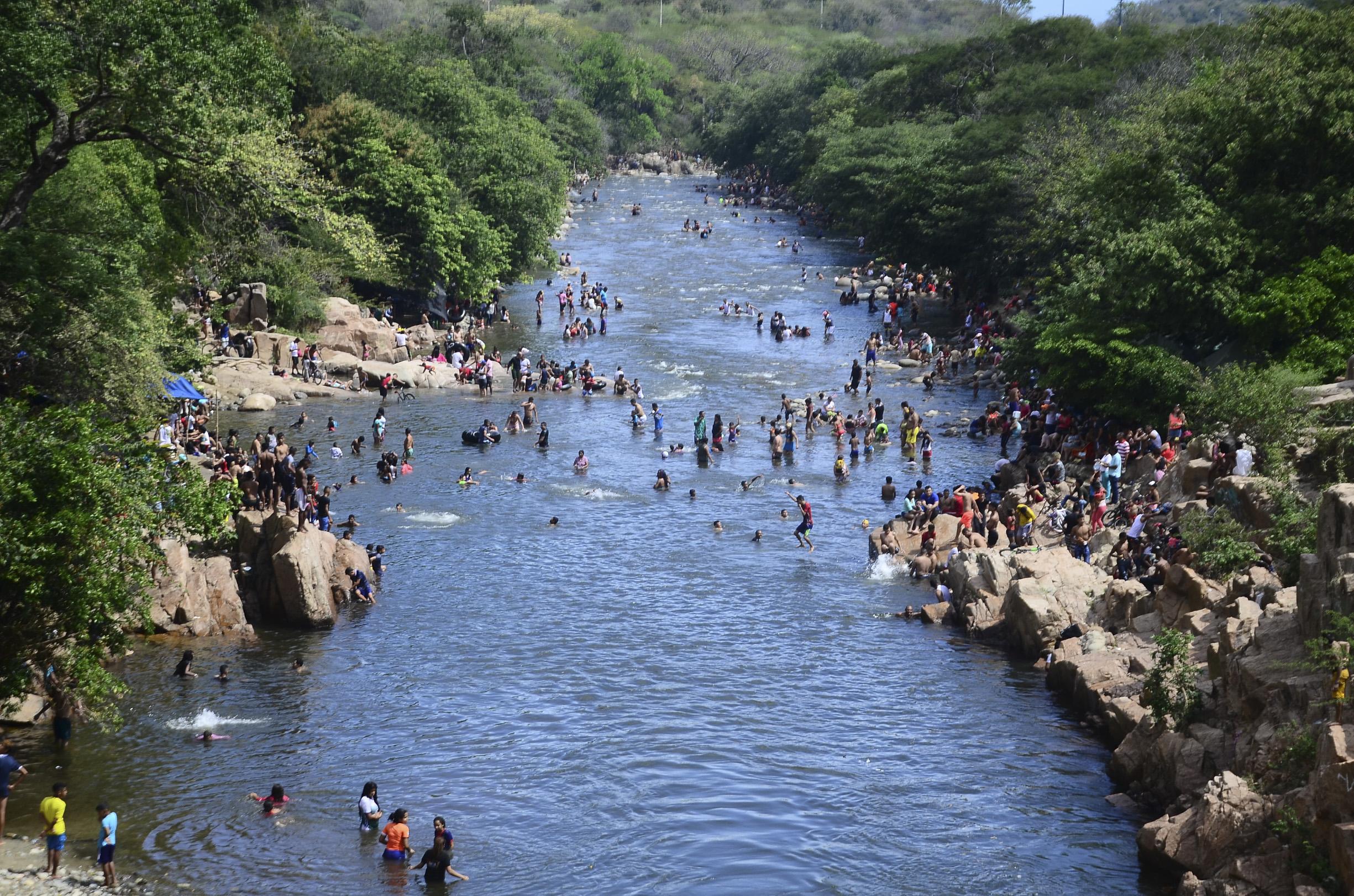 rio guatapuri valledupar cesar