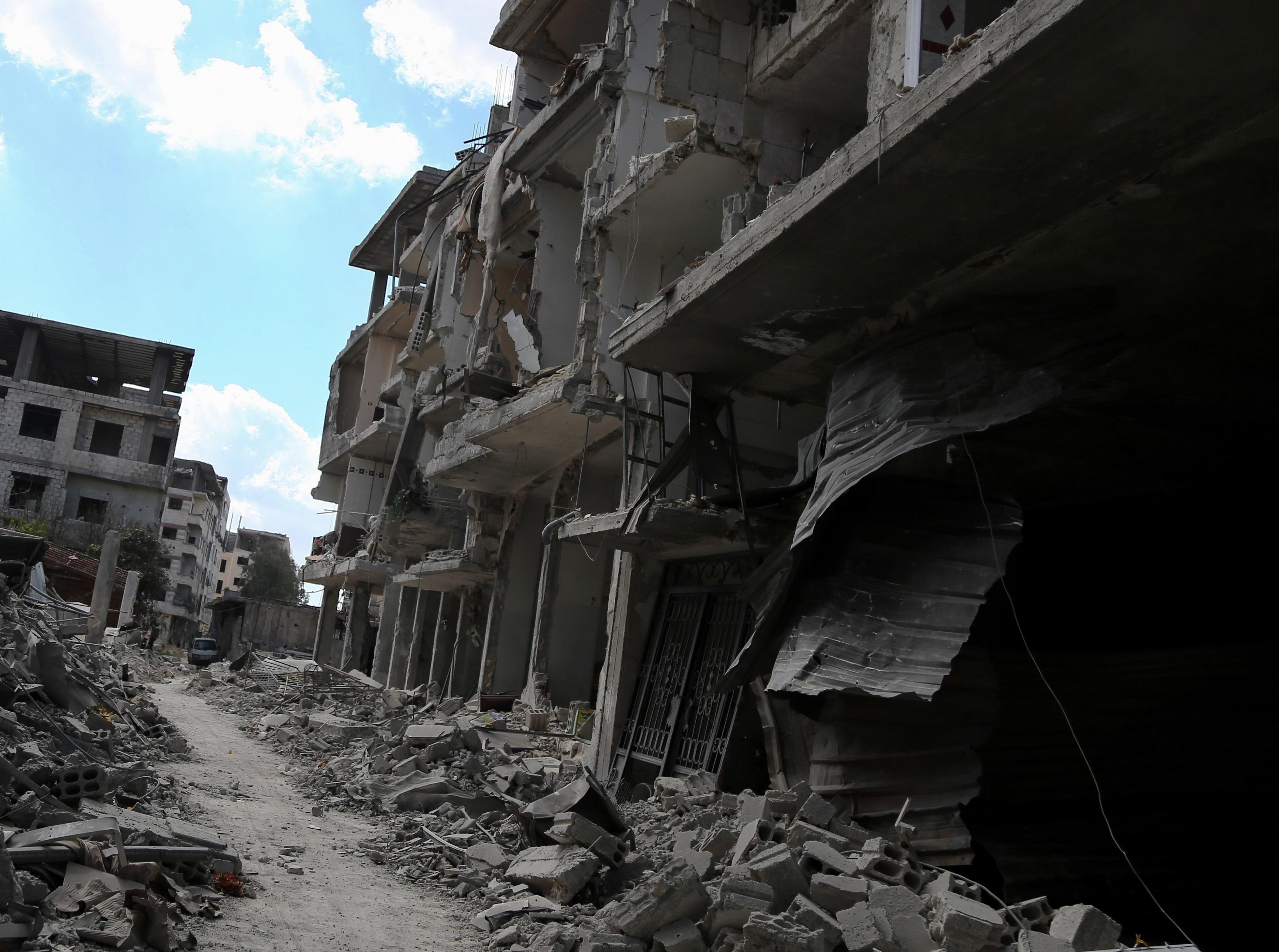 Bombardeo en la región siria de Guta deja 15 niños muertos | El Heraldo