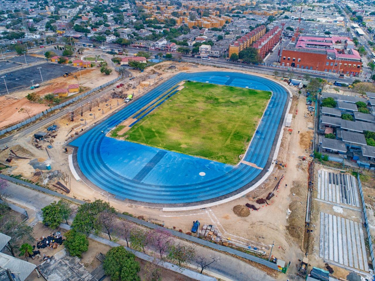 Estadio de Atletismo Rafael Cotes