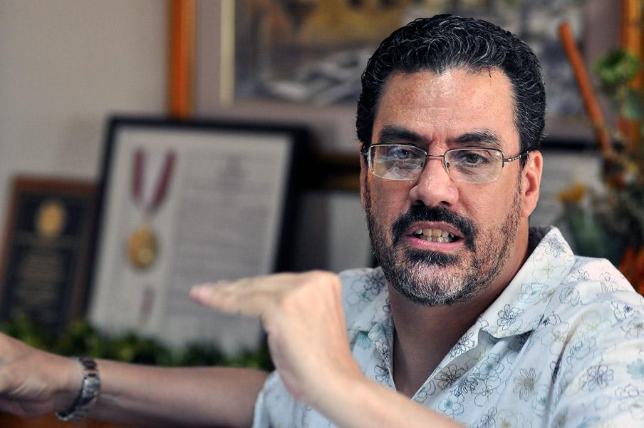 Mauricio Vargas Linares, periodista y escritor barranquillero.
